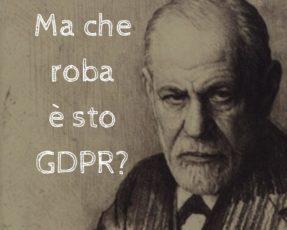 Il Regolamento GDPR per gli psicologi e per le loro attività sul web