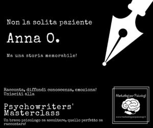 Anna O. - Psychowriters' Masterclass